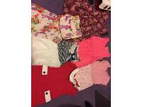 Huge bundle of 4-5 girls clothes