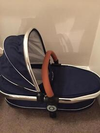 iCandy Peach Twin Carrycot Royal