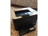 Samsung Laser Printer CLP-325W + 5 toners
