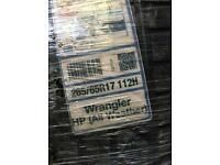 2x Goodyear Wrangler HP (All Weather)