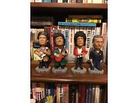 Rolling Stones bobble heads models. Perfect condition.