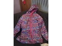 Girls rain coat age 13-14