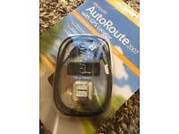 AutoRoute 2007 with GPS Locator