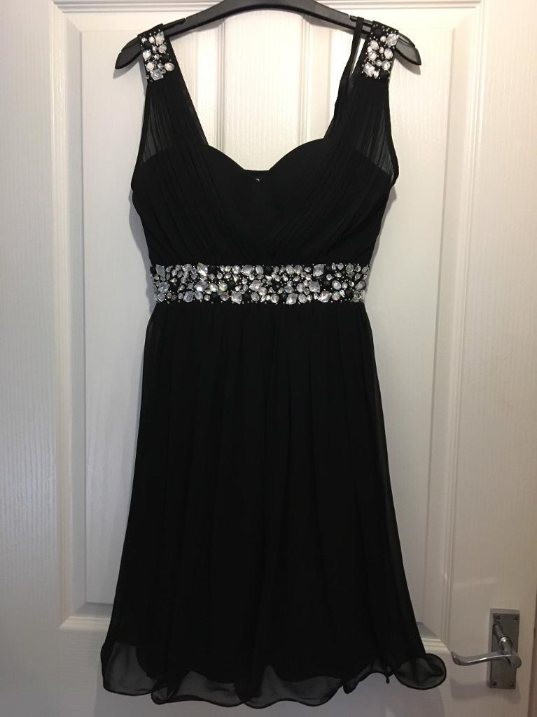 Black party dress. Size 12in Coventry, West MidlandsGumtree - Perfect condition. Cost £50 new! Size 12. Would be great for any occasion. Allesley, Coventry, cv5. Questions or offers just contact me
