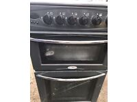 Belling gas cooker 50cm free delivery