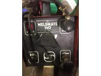 140 amp stick welder