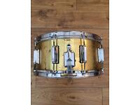 Cannon 14x6.5 Brass Snare Drum