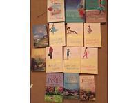 Erica James novels