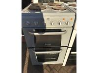 Hotpoint creda collection grey electric cooker!