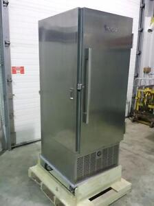 BRAND NEW STAINLESS SINGLE DOOR COOLER ( MADE IN U.S.A