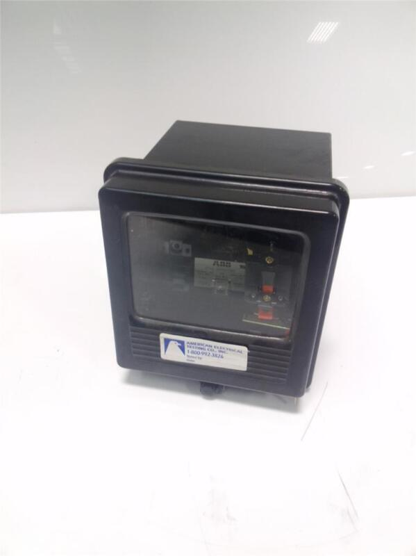 ABB OVER CURRENT RELAY 265C047A01