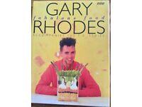 Gary Rhodes fabulous food Cookbook Hardback Book
