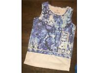 Boys River Island vest top. Age 11/12. Never worn. £5