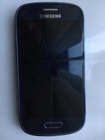 Samsung Galaxy S3 Mini Blue Unlocked mobile phone