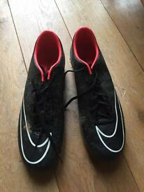 Nike Murcurial SG Football Boots Size 10