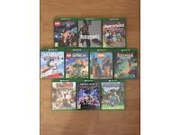XBOX ONE GAMES FOR SALE (XB1)