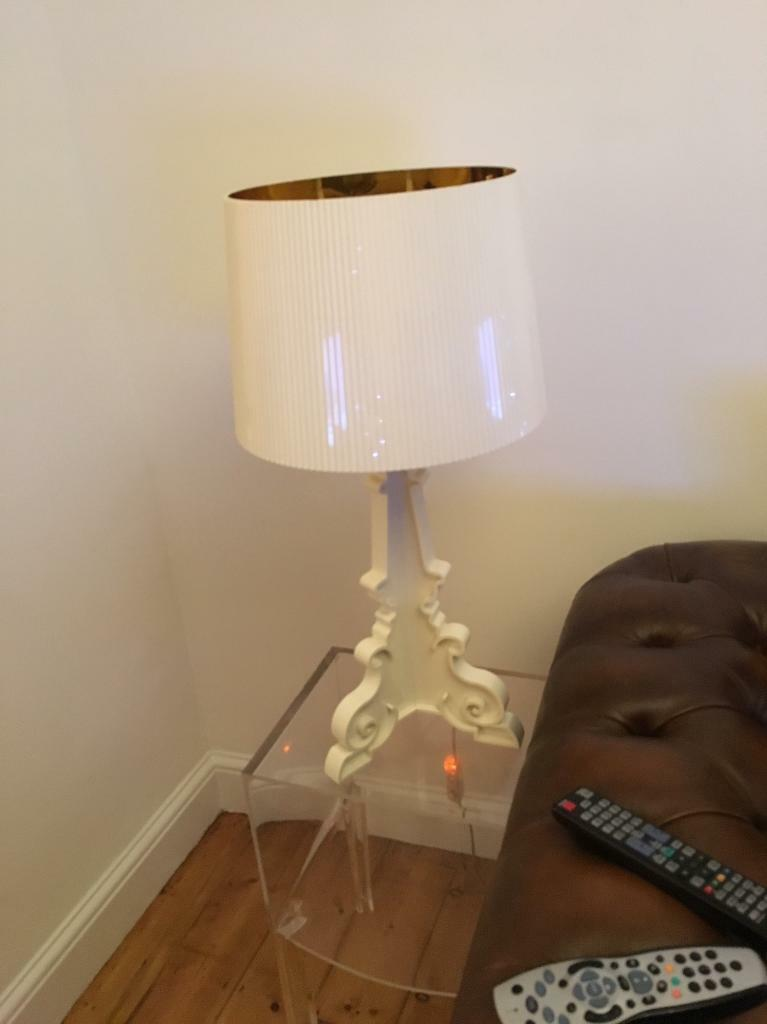 Kartell Bourgie Table Lamp In Plumstead London Gumtree