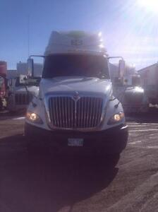 2013 International ProStar +122, Used Sleeper Tractor Regina Regina Area image 5