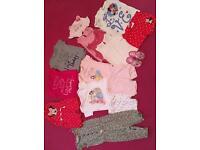 Girls summer bundle 9-12 months