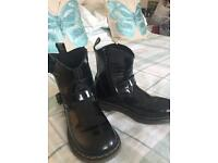 Girls DM Boots size 2