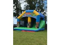 2 bouncy castles for sale