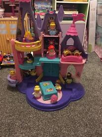 Disney Princess Little People Set