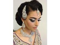 Professional hair and makeup artist Bridal prom party special occasion