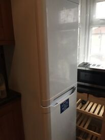 Indesit Fridge Freezer In Very Good Condition
