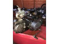 125 pit bike engine