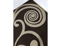 Rug Brown and Beije size 200-280