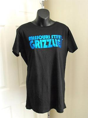 New   Missouri State Grizzles Womens Xlarge  Xl  T Shirt By J  America