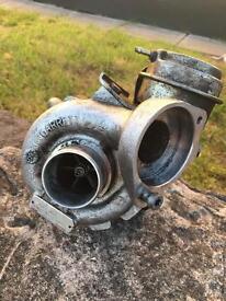 Bmw 320d e46 garret turbo
