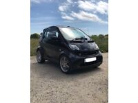 Smart Brabus Cabrio Convertible for two Low Mileage Lots of new parts