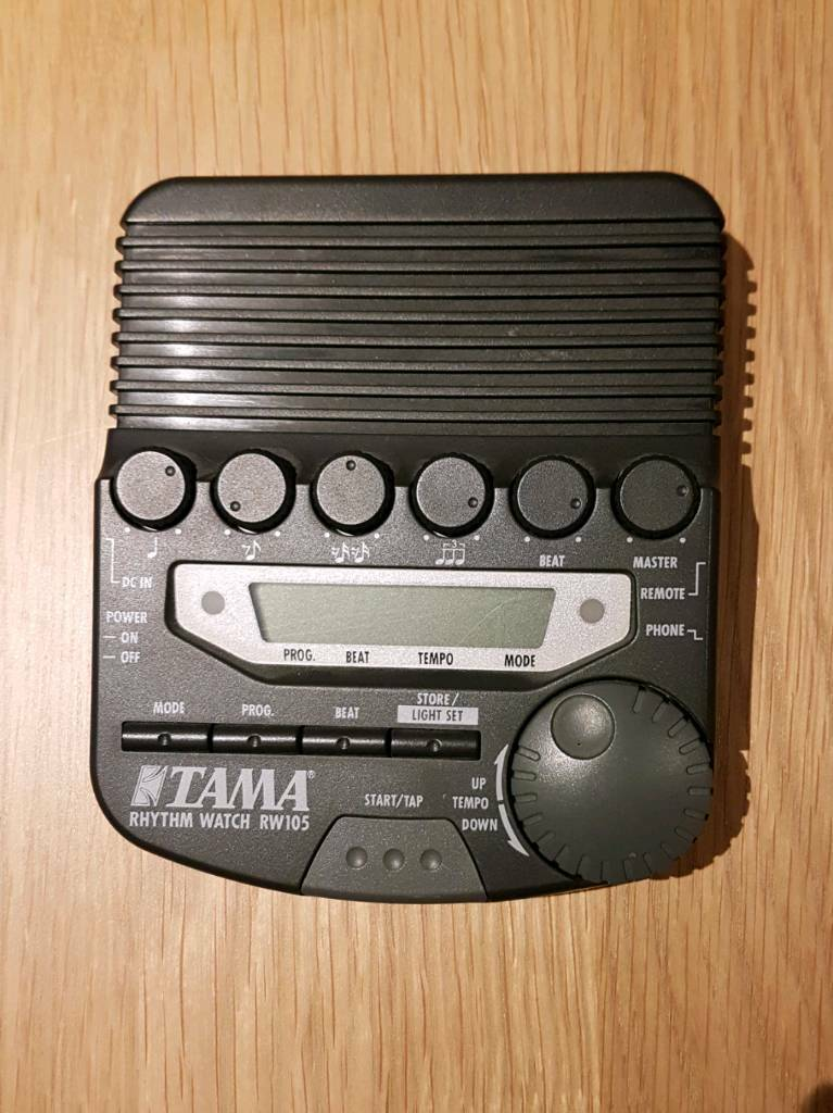 Tama Rhythm Watch metronome perfect condition used once