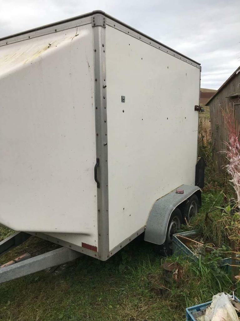 8x6 box trailer