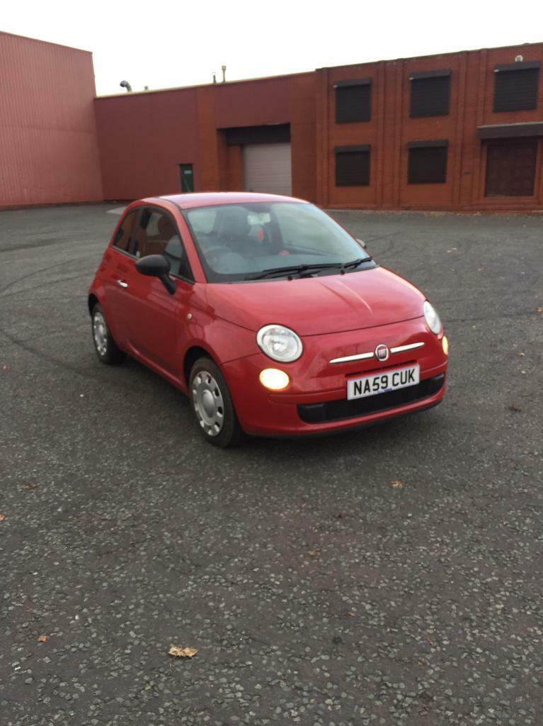 Fiat 500 low mileage cheap car £2250