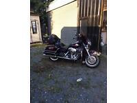 Harley Davidson Electra glide ultra flhtuci 2005
