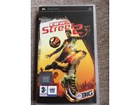 Fifa streets 2 on PSP