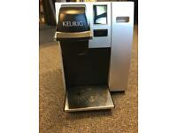 Keurig K150 Coffee Machine Brewer Touchscreen Removable Reservoir Tea Hot Choco
