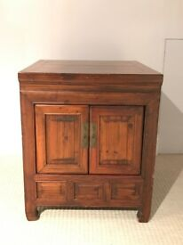 Solid Wood John Lewis cabinet retails at £350, selling for £110