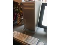 Mac Pro 2x 2.6 ghz Xeon, 6gb Ram 500 go Hard disk,