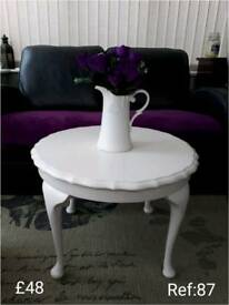 Round Coffee / Side / Occasional Table