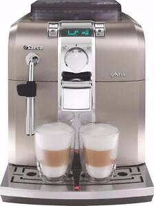 Machine à cappuccino Saeco Syntia INOX HD8837/47