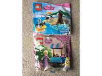 2x Disney Princess LEGO - Polybag stocking fillers BRAND NEW unopened