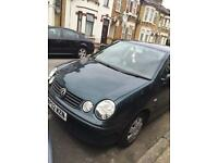 VW Polo Spares and repairs