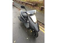 Yamaha vity 125cc. Good runner