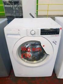 Hoover 9kg washing machine free delivery in Oakham