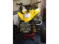 Quad Cobra moto ecx 70 not for faint hearted
