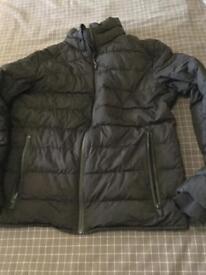 Men's coat from zara