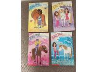 Pony Pals novels x 4